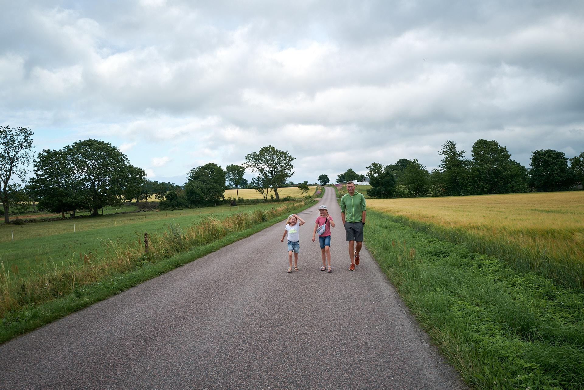 Edith, Beata, Fredrik