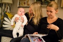 Beata, Lisa och Sofia