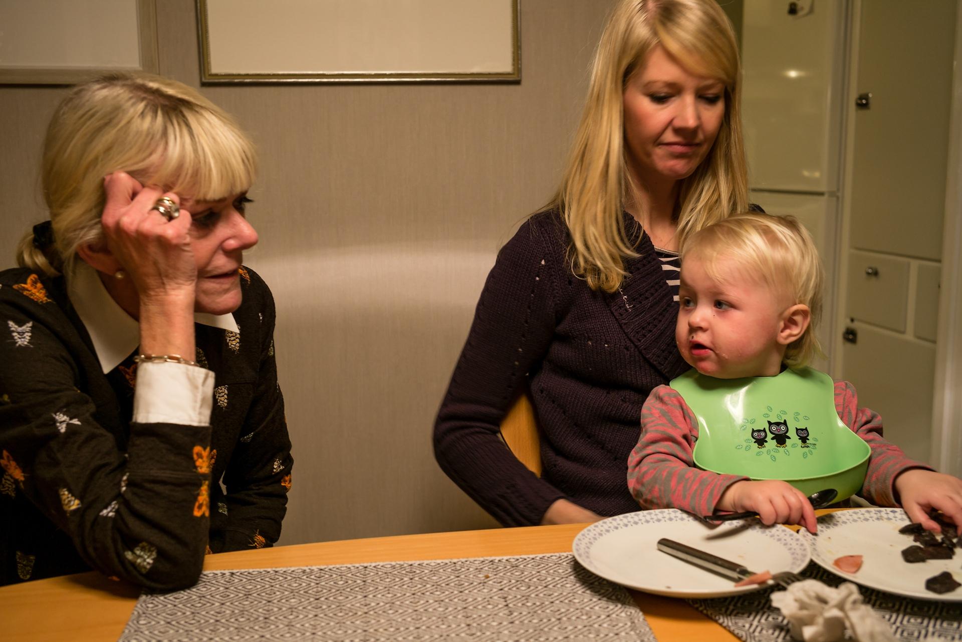Inger, Lisa, Beata