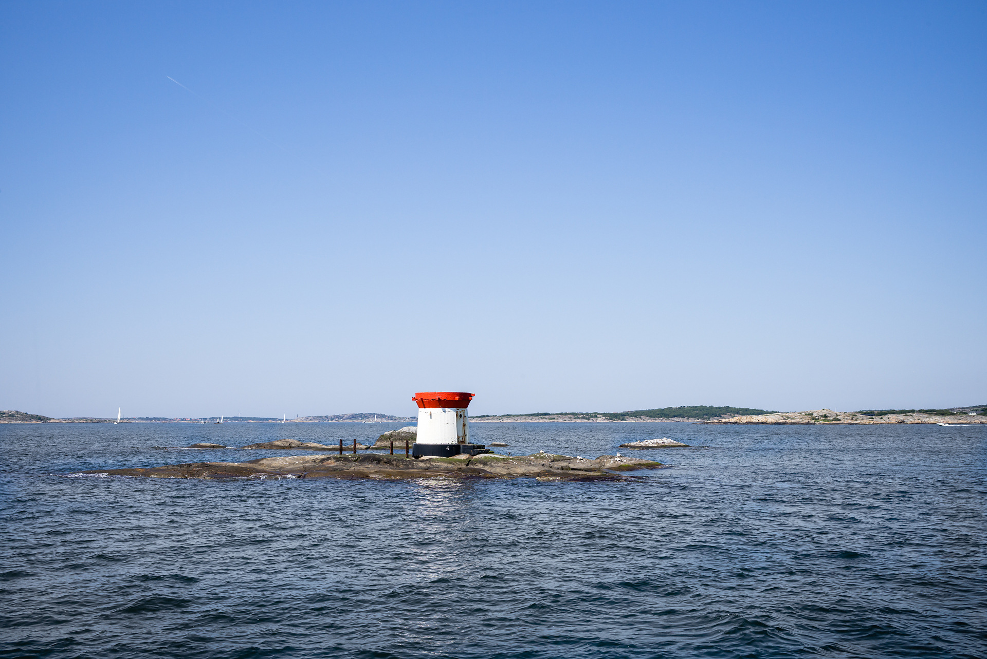 Göteborgs hamn, farledsmärke