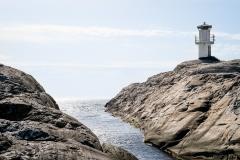 Skallens fyr, Marstrand