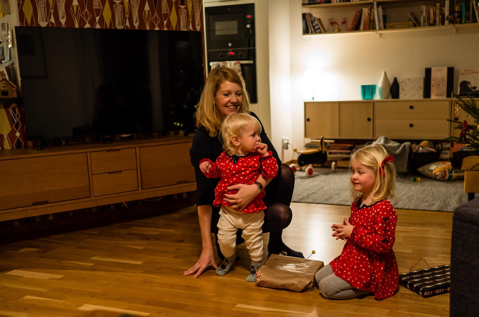 Lisa, Edith och Beata