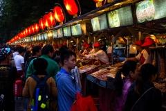 Beijing, food street