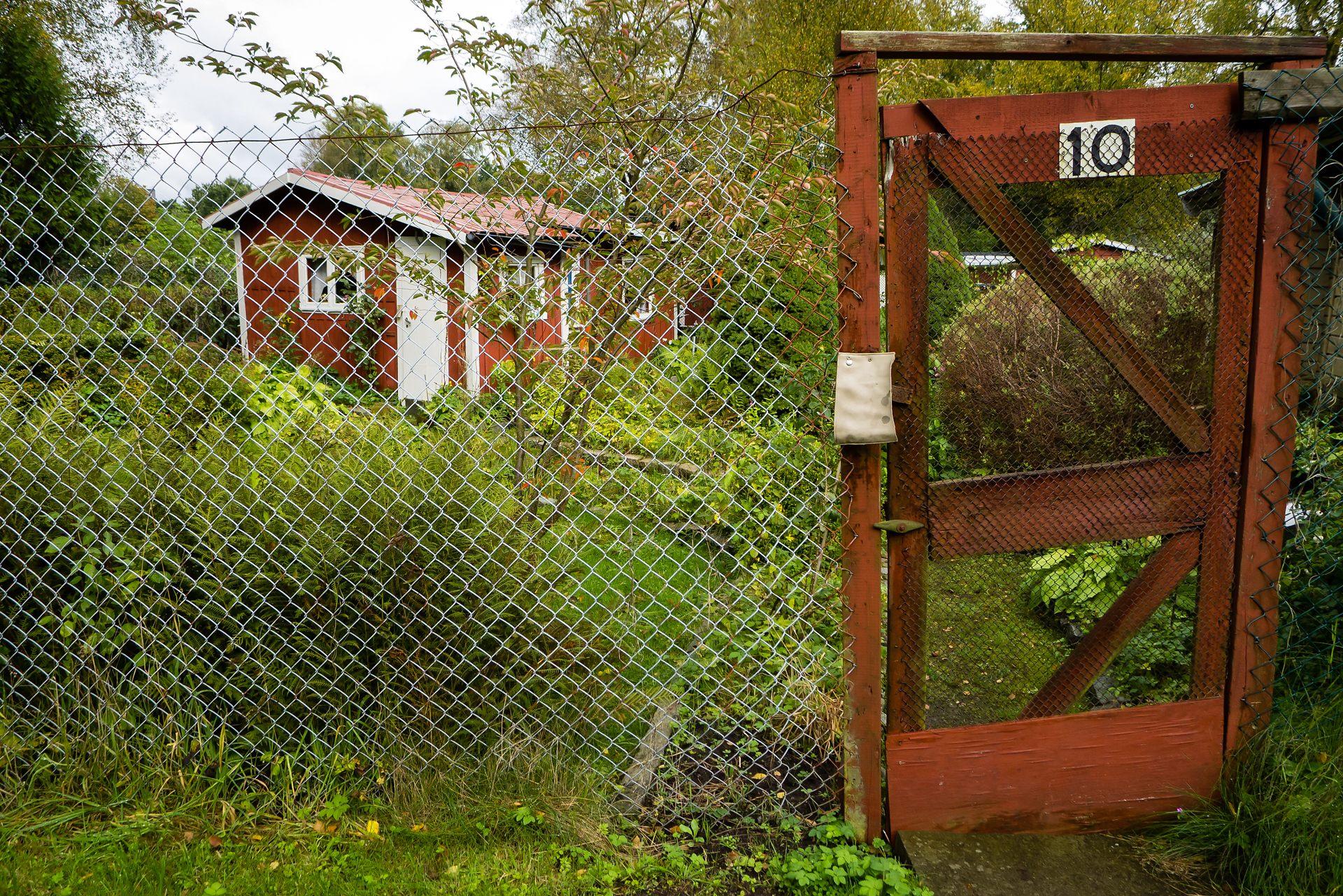 Sjöbergens koloniområde