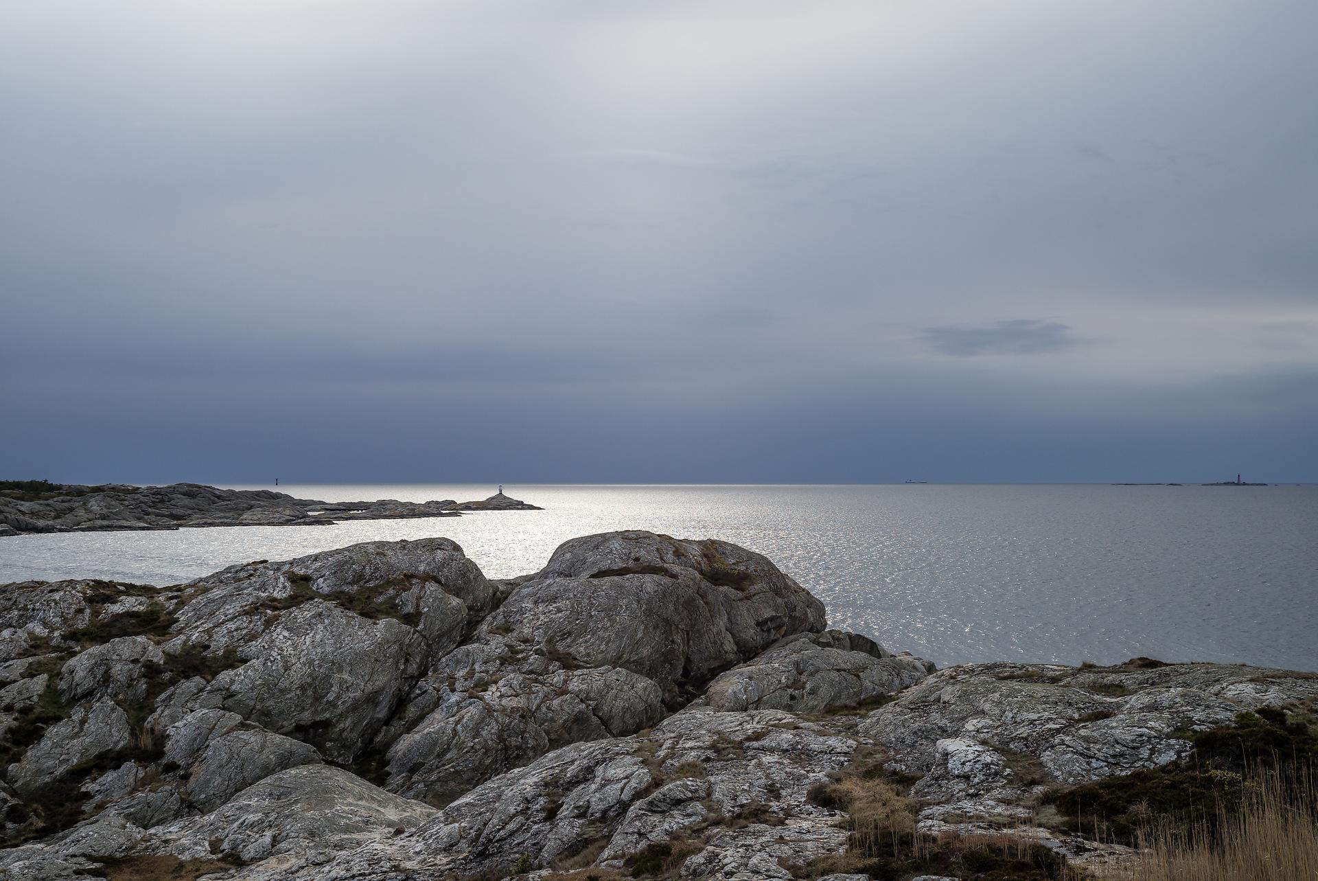 Marstrand, tre fyrar