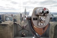 Manhattan, Top of the Rocks