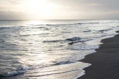 Oändliga sandstränder