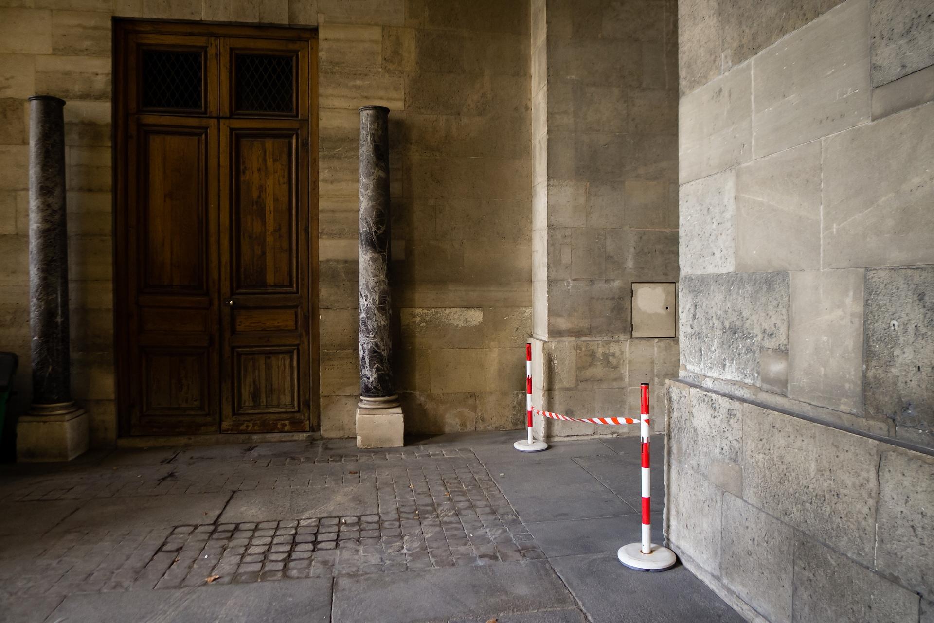 Louvre, 1:er