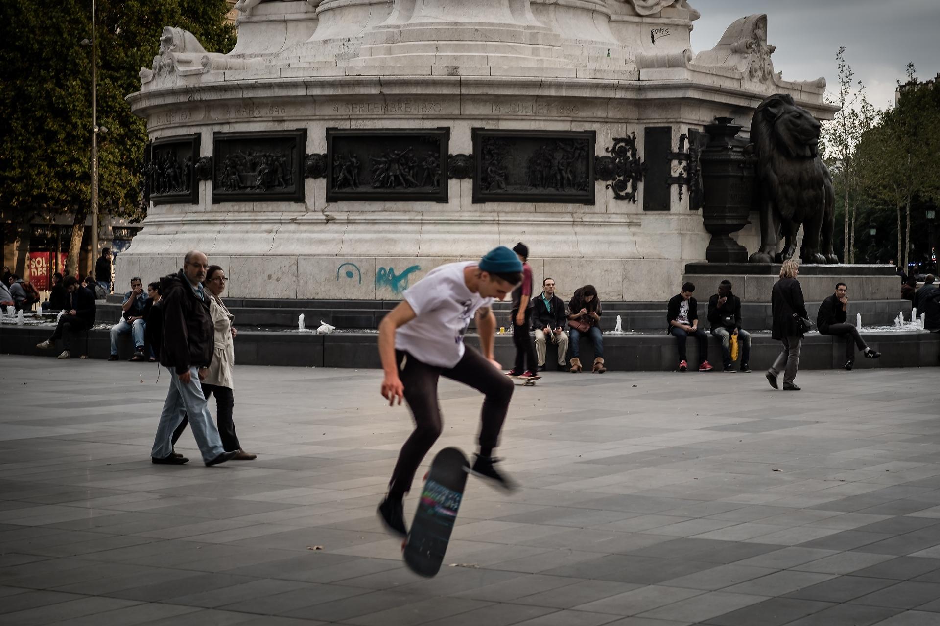 Place de la République, 10:e