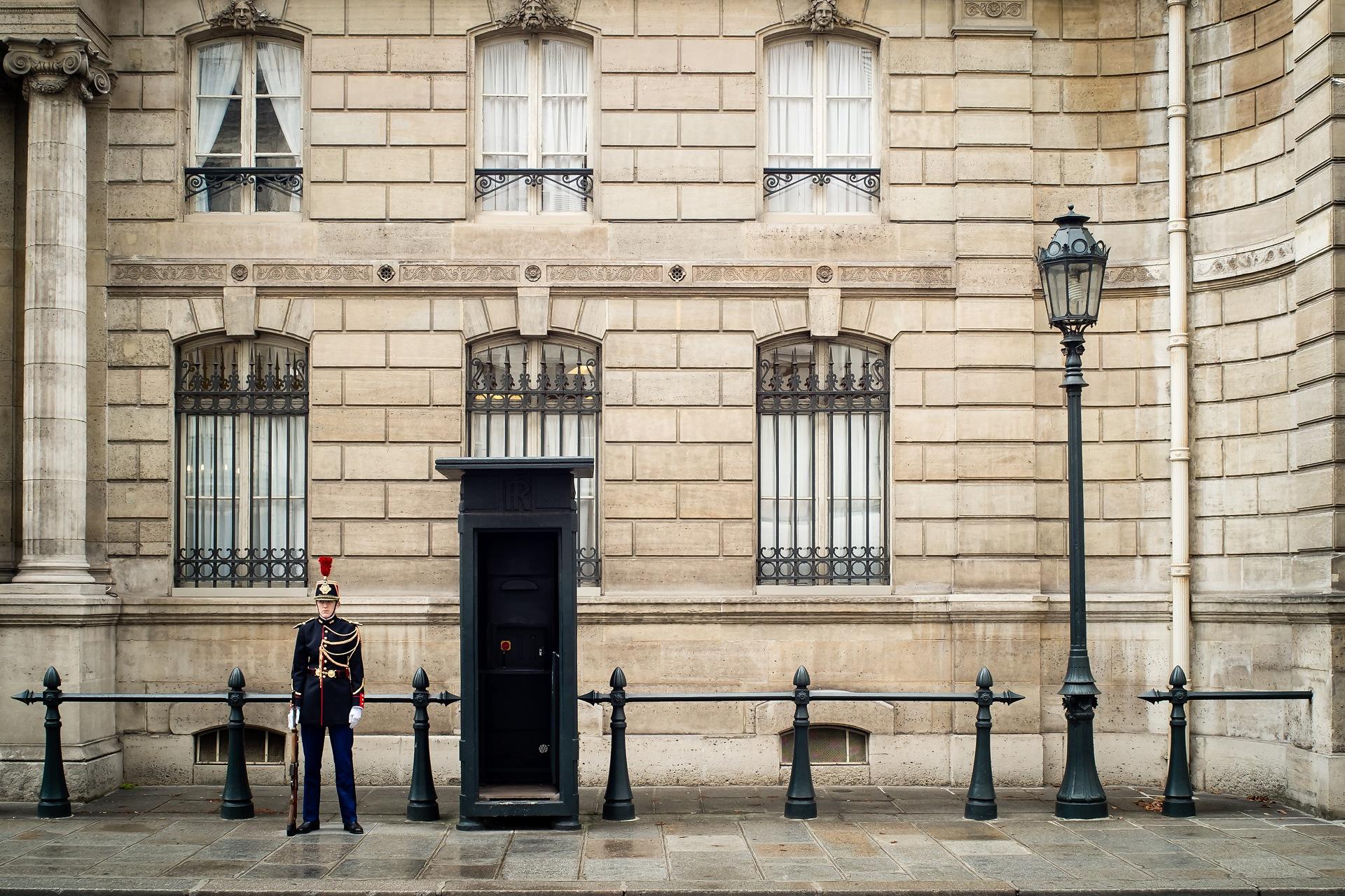 Palais de l'Élysée, 8:e