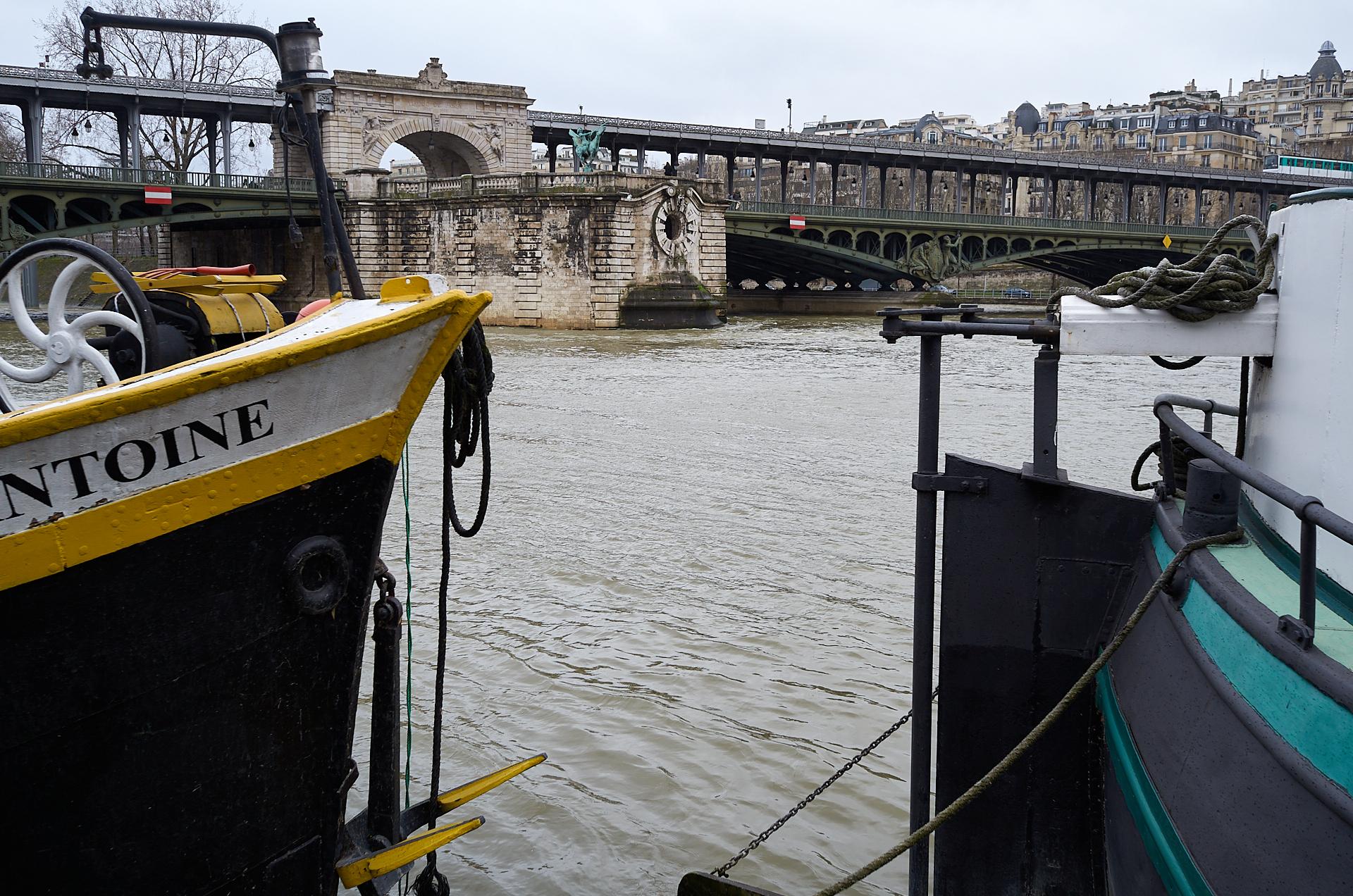 Seine, 15:e