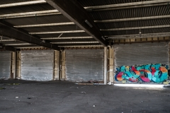 Ej sanktionerad graffiti