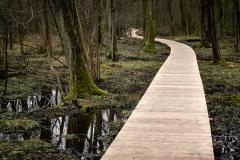 Nya gångvägen
