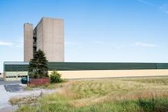 Lantmännens silo i Hammenhög