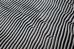 Vågspel i sand